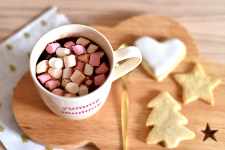 Chocolat chaud ~ marshmallows
