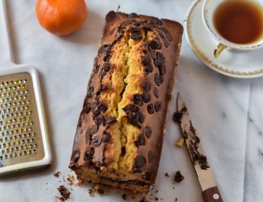 Cake Clémentines chocolat
