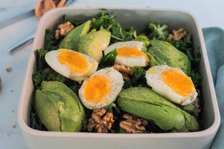 salade kale et brocoli