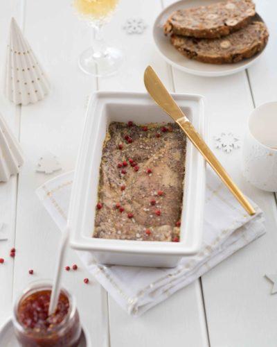 Foie gras au sauternes