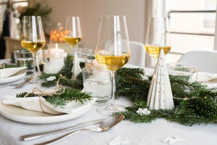 Idées table de Noël {2017}