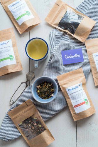 Chabiothé, la sélection de thé et infusions bio lyonnaise!