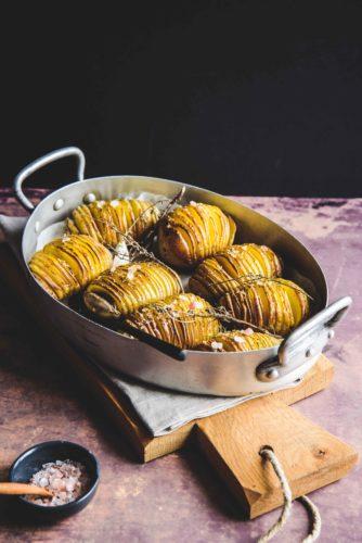(Français) Pommes de terre à la suédoise