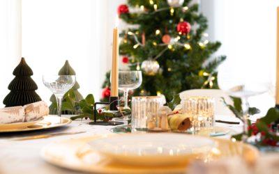 Ma table de Noël 2020